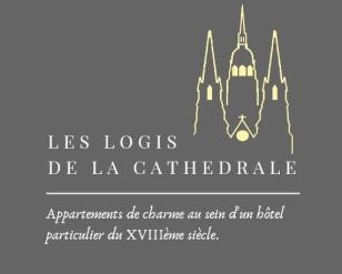 Les LOGIS de la CATHEDRALE - BAYEUX en Normandie - appartements de charme au sein d'un Hôtel particulier XVIIIème